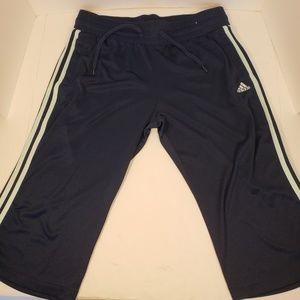 Adidas Climalite Crop Pants, size Large